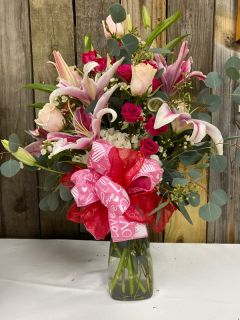 Beautiful Grace Bouquet Pink