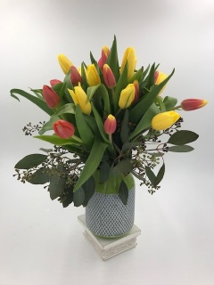 Triple Tulip Bouquet